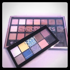 Eyeshadow Palette Duo - Profusion + Nyx